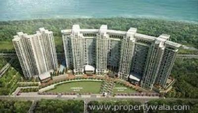 Gallery Cover Image of 1550 Sq.ft 3 BHK Apartment for buy in Nerul for 31500000