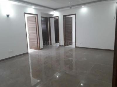 Gallery Cover Image of 1600 Sq.ft 3 BHK Independent Floor for rent in Chhattarpur for 23000