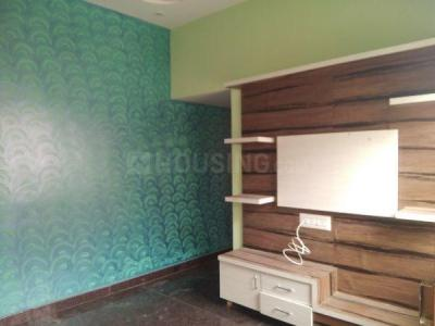 Gallery Cover Image of 900 Sq.ft 2 BHK Independent Floor for rent in Vijayanagar for 15000