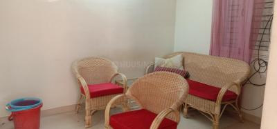 Gallery Cover Image of 541 Sq.ft 1 BHK Independent Floor for rent in Murugeshpalya for 11000