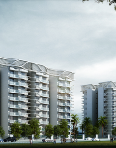 Gallery Cover Image of 1760 Sq.ft 3 BHK Apartment for buy in Paras Dews, Sector 106 for 9000000