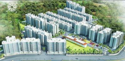 Gallery Cover Image of 980 Sq.ft 2 BHK Apartment for buy in Arihant Arshiya, Chichawali for 3500000