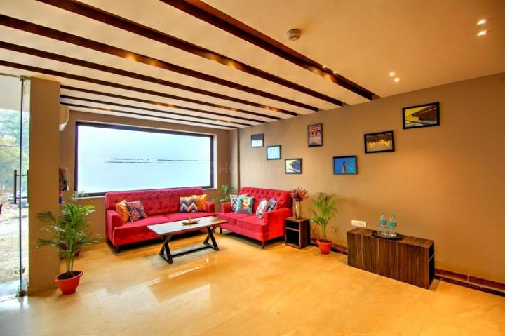 Living Room Image of Artisan Stay in Sector 9 Dwarka