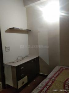 Gallery Cover Image of 350 Sq.ft 1 RK Independent Floor for rent in Shakti Khand for 7500