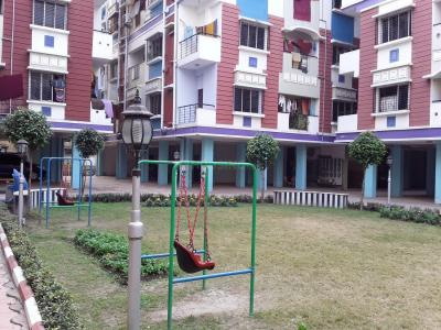 Gallery Cover Image of 1000 Sq.ft 3 BHK Apartment for rent in Rajarhat for 9500