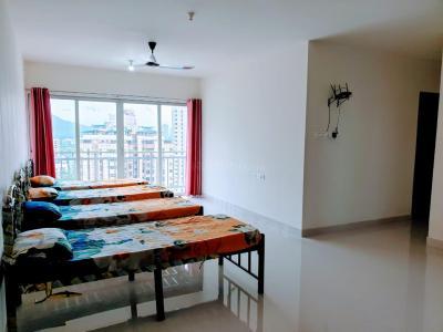 Hall Image of The Habitat Mumbai in Thane West