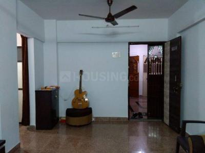 Gallery Cover Image of 685 Sq.ft 1 BHK Apartment for rent in Kopar Khairane for 23000