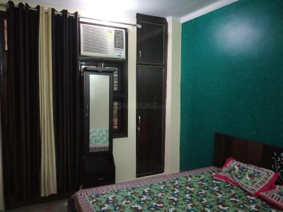 Gallery Cover Image of 550 Sq.ft 2 BHK Independent Floor for rent in Dwarka Mor for 18500