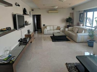 Gallery Cover Image of 3300 Sq.ft 4 BHK Apartment for rent in Bandra West for 350000