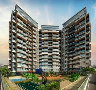 Gallery Cover Image of 675 Sq.ft 1 BHK Apartment for buy in Greater Khanda for 5800000