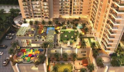 Gallery Cover Image of 885 Sq.ft 2 BHK Apartment for buy in Thane West for 12300000