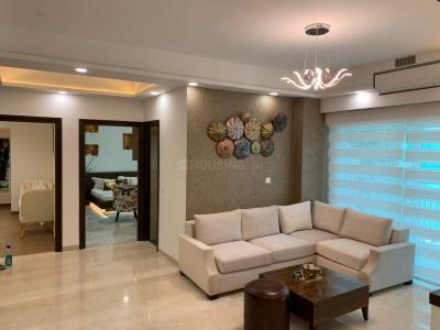 Gallery Cover Image of 2140 Sq.ft 3 BHK Apartment for buy in Gomti Nagar for 12519000