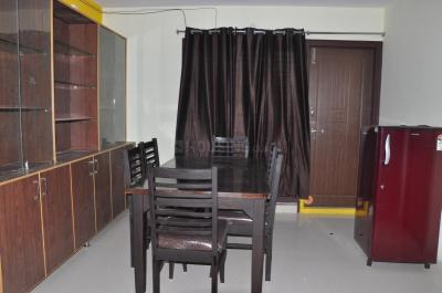 Dining Room Image of 402 Navaneeth in SriNagar Colony