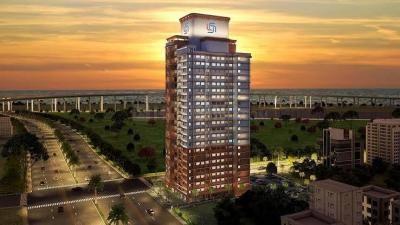 Gallery Cover Image of 522 Sq.ft 1 BHK Apartment for buy in Siddhivinayak Tower, Wadala East for 6800000