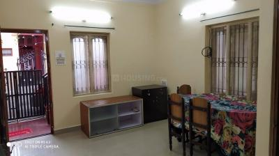 Gallery Cover Image of 850 Sq.ft 1 BHK Independent Floor for rent in Cox Town for 16000