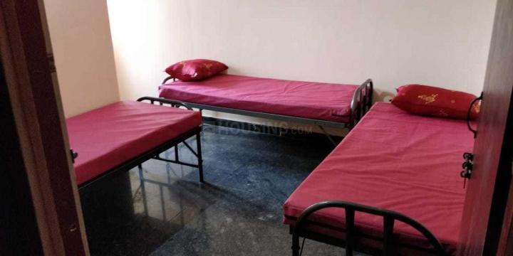बसवानागुडी में केजीएस पीजी में बेडरूम की तस्वीर
