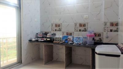 Kitchen Image of Sai Vihar, Flat No-b/1303, Kharghar in Kharghar