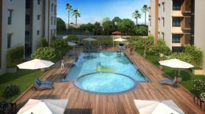 Gallery Cover Image of 1100 Sq.ft 2 BHK Apartment for buy in TVS Peninsula, Manapakkam for 7900000