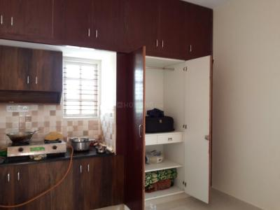 Gallery Cover Image of 200 Sq.ft 1 RK Apartment for rent in Murugeshpalya for 7000