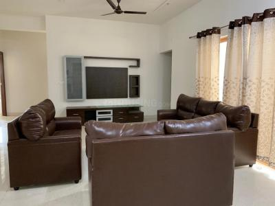 Gallery Cover Image of 3600 Sq.ft 4 BHK Apartment for rent in Shantigram for 58000