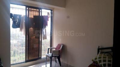 Gallery Cover Image of 690 Sq.ft 1 BHK Apartment for rent in Ghansoli for 14000