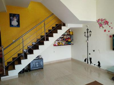 Gallery Cover Image of 1350 Sq.ft 3 BHK Independent House for rent in Vidyaranyapura for 16000