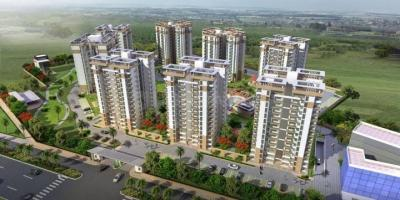 Gallery Cover Image of 610 Sq.ft 2 BHK Apartment for buy in Shree Vardhman Flora, Sector 90 for 4000000