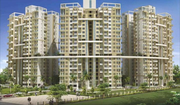 Building Image of 2500 Sq.ft 4 BHK Apartment for buy in Mahanagar Ganga Ishanya C, Dhankawadi for 22500000