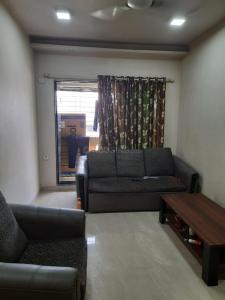 Gallery Cover Image of 750 Sq.ft 1 BHK Apartment for rent in Shreeji Heights, Mira Road East for 17000