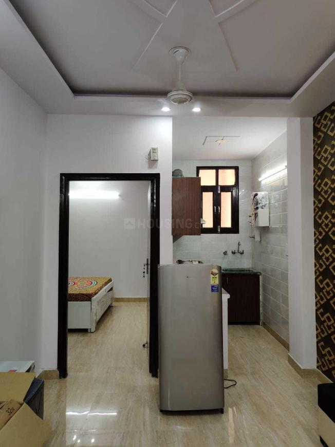 Kitchen Image of 648 Sq.ft 2 BHK Independent Floor for rent in Sector 19 Dwarka for 26000