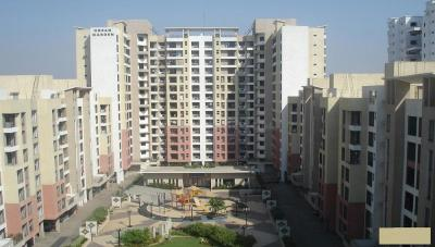 Gallery Cover Image of 1060 Sq.ft 2 BHK Apartment for buy in Kesar Group Gardens, Kharghar for 12000000