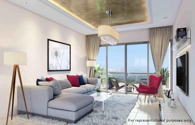 Gallery Cover Image of 1750 Sq.ft 3 BHK Apartment for buy in Sagitarius Bluegrass Residences Tower I, Yerawada for 19800000