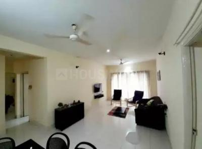 Gallery Cover Image of 1100 Sq.ft 2 BHK Apartment for rent in Raheja Woods, Kalyani Nagar for 29000