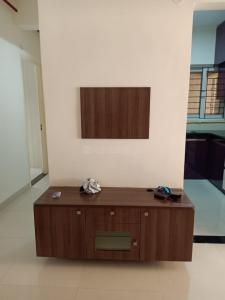 Gallery Cover Image of 650 Sq.ft 1 BHK Apartment for rent in Embassy Residency, Perumbakkam for 13000