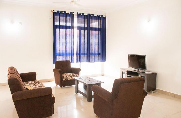 Living Room Image of PG 4643006 K R Puram in Krishnarajapura