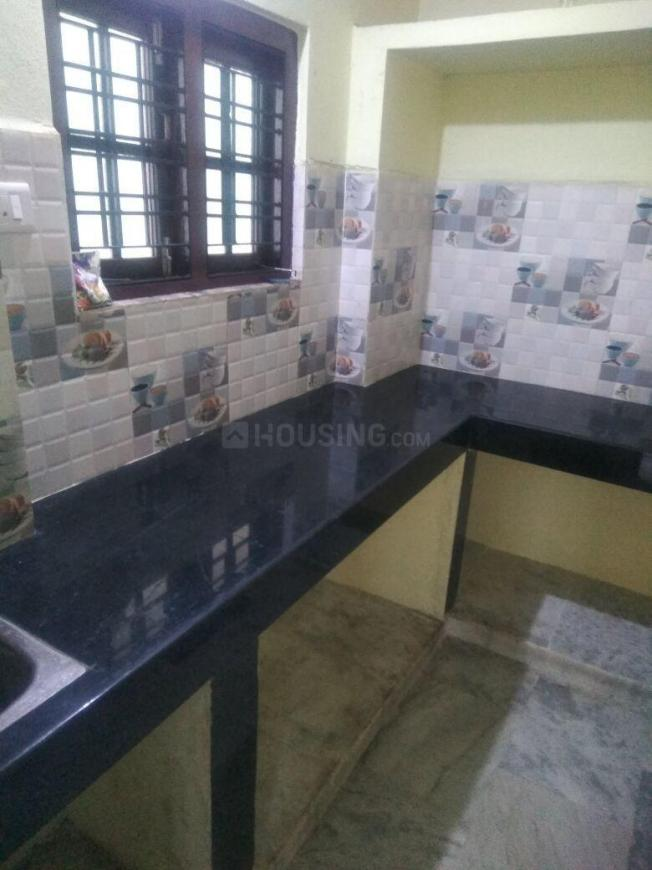 Kitchen Image of 800 Sq.ft 2 BHK Independent House for rent in Nanakram Guda for 15000
