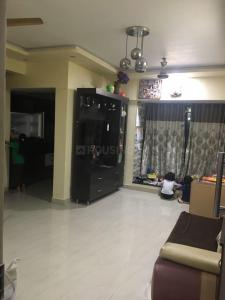 Gallery Cover Image of 890 Sq.ft 2 BHK Apartment for rent in Harmony Horizon, Thane West for 25000