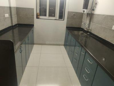 Gallery Cover Image of 750 Sq.ft 1 BHK Apartment for rent in Kharadi for 15000