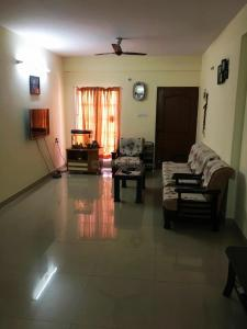 Gallery Cover Image of 700 Sq.ft 2 BHK Apartment for rent in Murugeshpalya for 22000