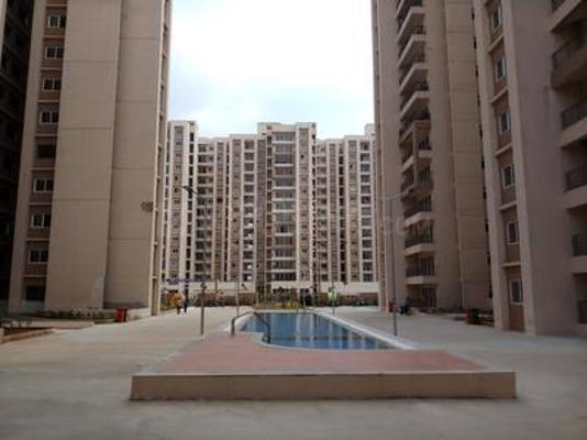 Building Image of 1570 Sq.ft 3 BHK Apartment for rent in Electronic City for 25000