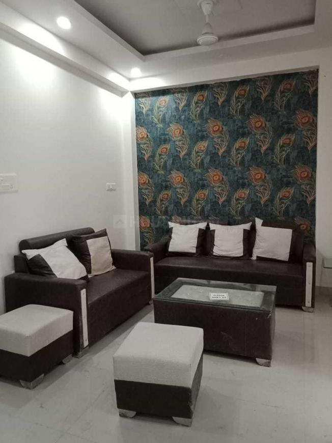 Living Room Image of 910 Sq.ft 2 BHK Independent Floor for buy in Noida Extension for 2210000