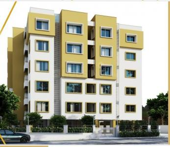 Gallery Cover Image of 1336 Sq.ft 3 BHK Apartment for buy in S And P Adornia, Kil Ayanambakkam for 7500000