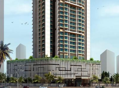 Gallery Cover Image of 747 Sq.ft 2 BHK Apartment for buy in Rustomjee Summit, Borivali East for 18200000