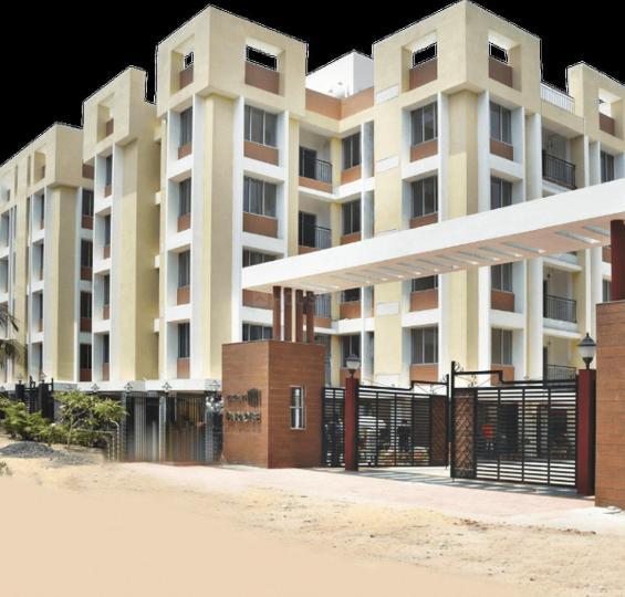 Building Image of 1139 Sq.ft 3 BHK Apartment for buy in Tirupati Paradise, Rajpur Sonarpur for 3872600