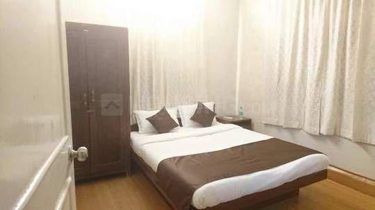 पवई में पीजी पवई के बेडरूम की तस्वीर