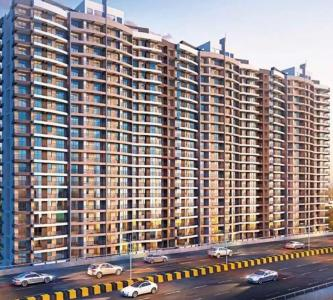 Gallery Cover Image of 775 Sq.ft 2 BHK Apartment for buy in Centrio, Chembur for 17000000