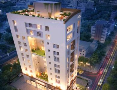 Gallery Cover Image of 1585 Sq.ft 3 BHK Apartment for buy in Unimark Sikha Tuku, Netaji Nagar for 12000000