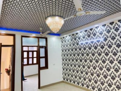 Gallery Cover Image of 800 Sq.ft 2 BHK Independent Floor for buy in Govindpuri for 2700000