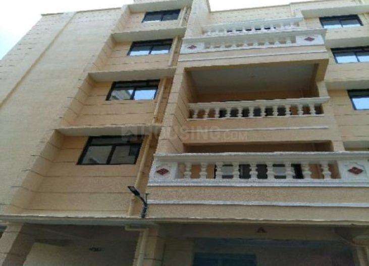 Building Image of 620 Sq.ft 1 BHK Apartment for rent in Badlapur West for 4250