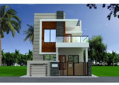 Gallery Cover Image of 860 Sq.ft 2 BHK Independent House for buy in Smriti Nagar for 3521000